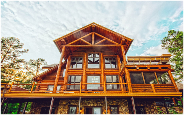 Custom Log Home Kits & Log Cabin Kits